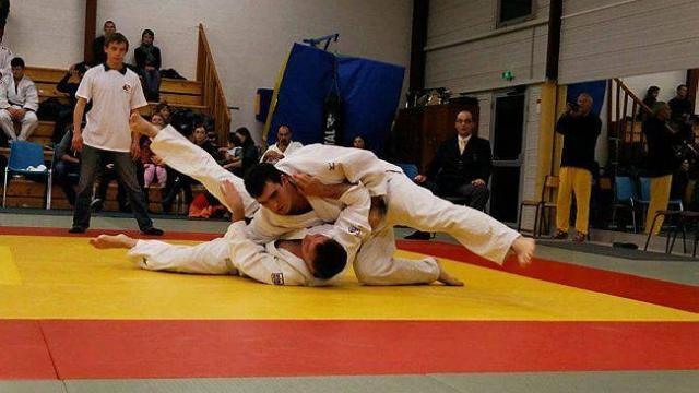7ème Challenge judo espoir Adultes 2019 (Action carritative)